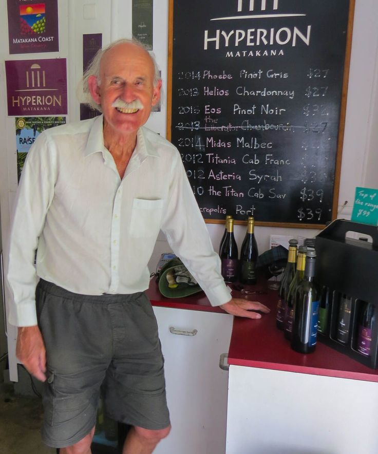 Hyperion Winery, Matakana, New Zealand, photo by Mike Keenan, Read articles at www.whattravelwiterssay.com