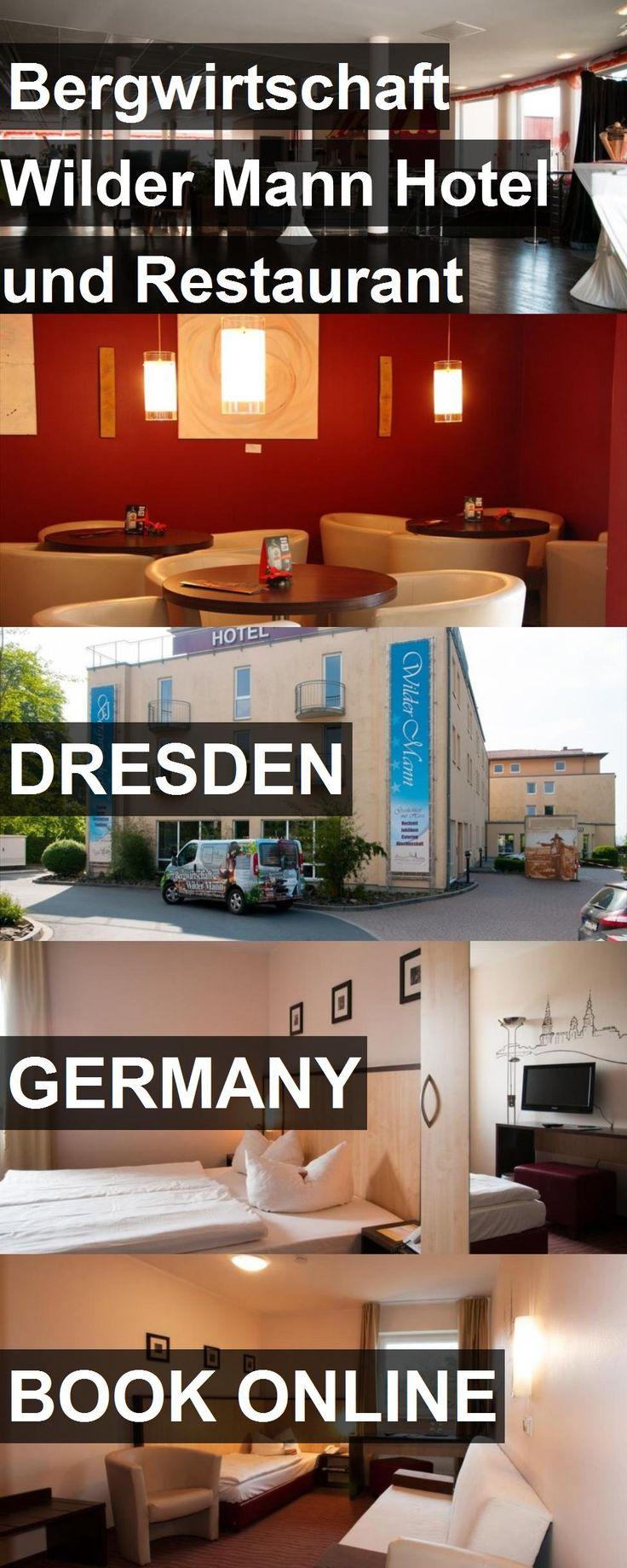 Bergwirtschaft Wilder Mann Hotel Und Restaurant In Dresden Germany For More Information Photos