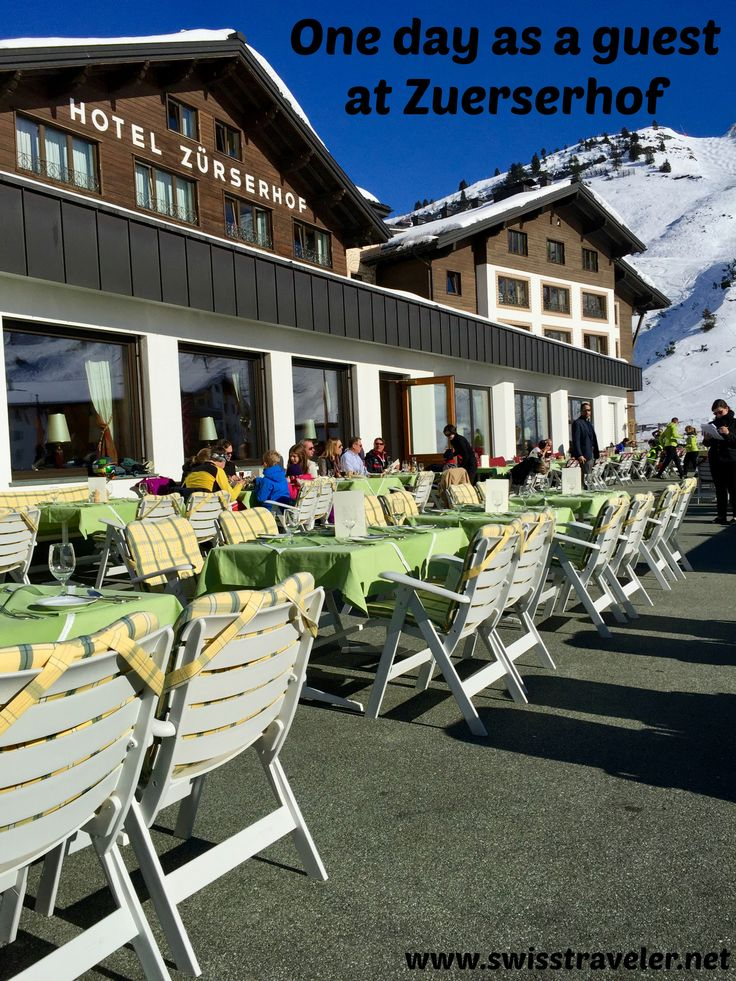 Zuerserhof in Zuers/Lech, Arlberg/Austria: personal experience report of one of the best hotels in the (Austrian) Alps