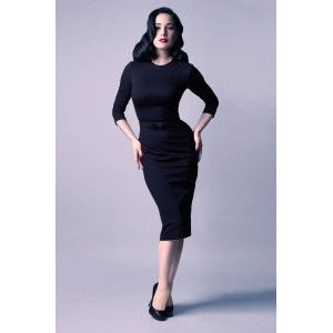Dita Von Teese Second Look Dress by Tatyana (400)