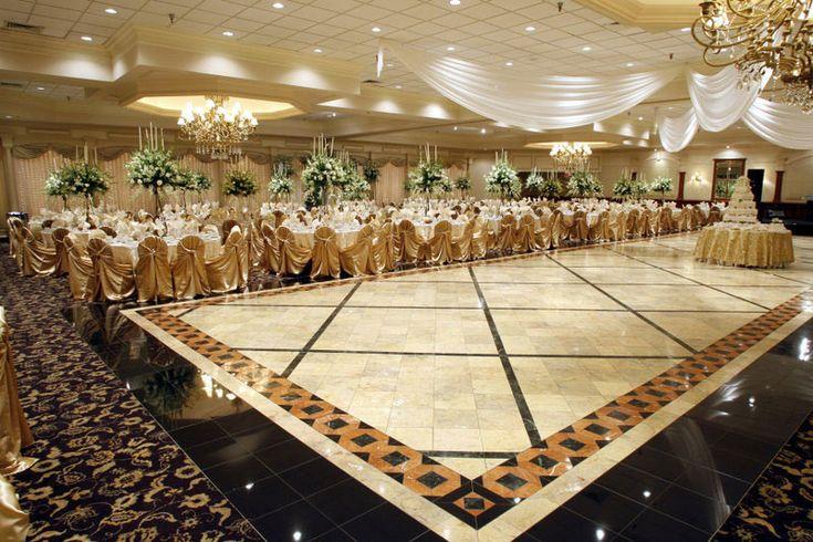 champagne & mauve reception | Reception Halls Reception Sites Catering Halls Facilities Banquet ...