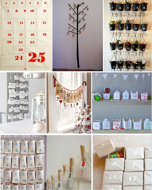 DIY ways to celebrate advent...   by afewthingsfrommylife, via Flickr