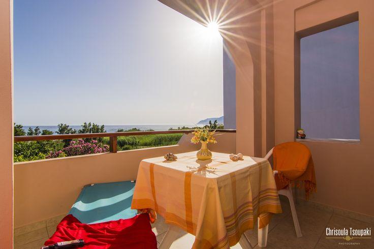 5/6/16: #Apartment_No4 #Liviko_apartments #Frangokastello #Sfakia #Chania #Crete #Greece www.livikoapartments.gr