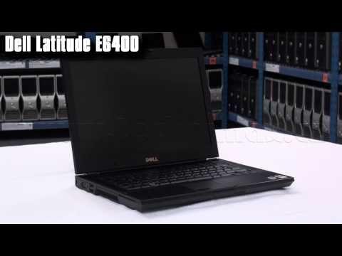 "Notebook Dell Latitude E6400 Intel Core 2 Duo P8400 2,26 GHz, 4 GB RAM DDR2, 250 GB HDD, DVD-RW, 14""W, COA štítek Windows Vista Business s kabelem"