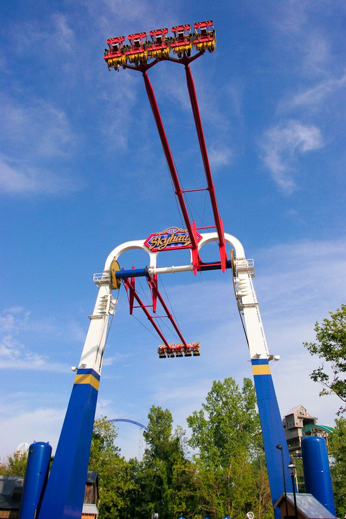 27. - Skyhawk Cedar Point OH