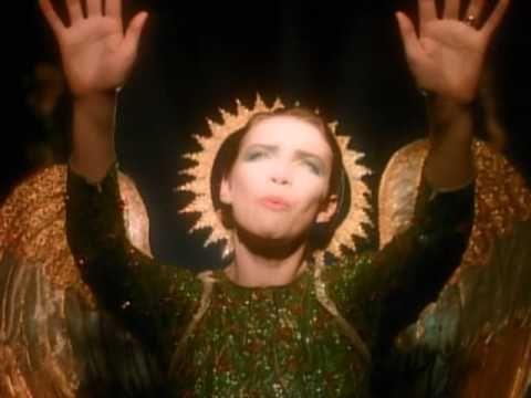 Annie Lennox - Precious.  #chic#diva#cool