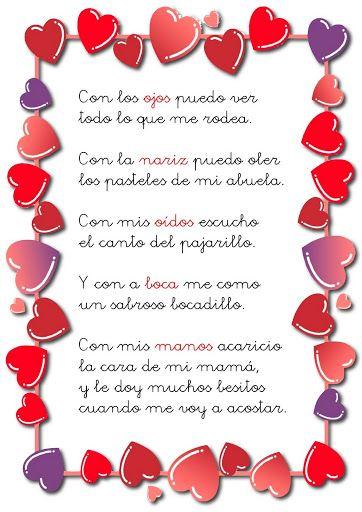 Poesías - Seño Mónica - Álbumes web de Picasa