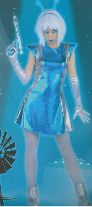 Super nova-galactica mujer