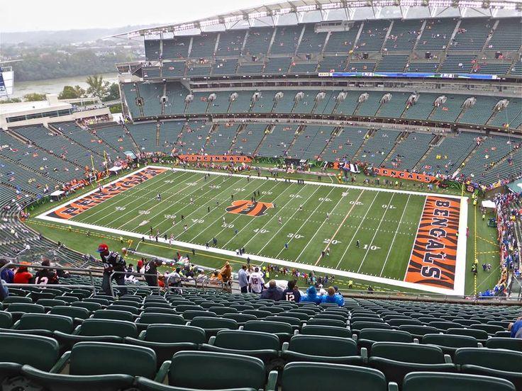 Paul Brown Stadium in Cincinnati, OH