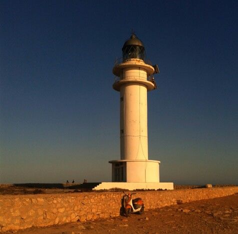Cap de barbaria sunset
