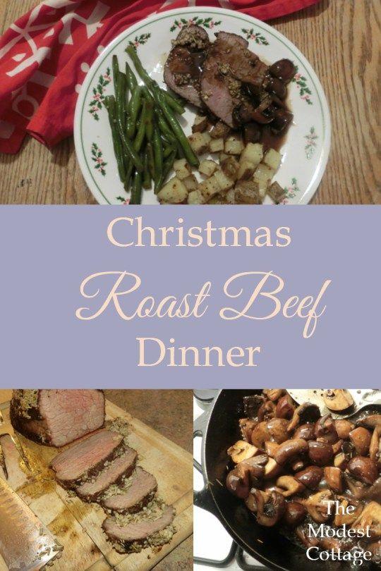 roast beef dinner| Christmas Dinner| Roast Beef Recipe| Beef Recipe