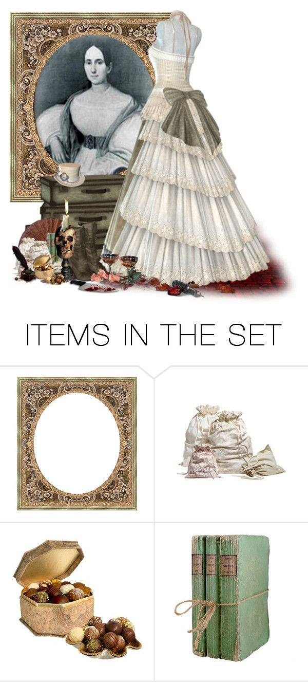 """""""Delphine LaLaurie"""" by sh0shan ❤ liked on Polyvore featuring art, kitchen, modern and contemporary"""