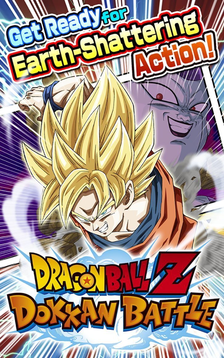 DRAGON BALL Z DOKKAN BATTLE App #dragonballz #dokkanbattle #app #freeappsking #itunes #googleplay #Bandai #Namco #ipad #iphone #itouch #android #games - Visit now for 3D Dragon Ball Z compression shirts now on sale! #dragonball #dbz #dragonballsuper