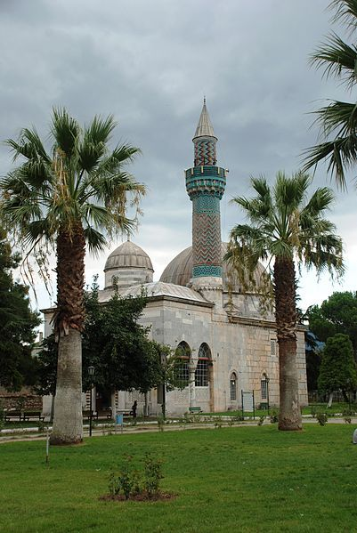 Yeşil Cami (Green Mosque). İznik, Bursa.