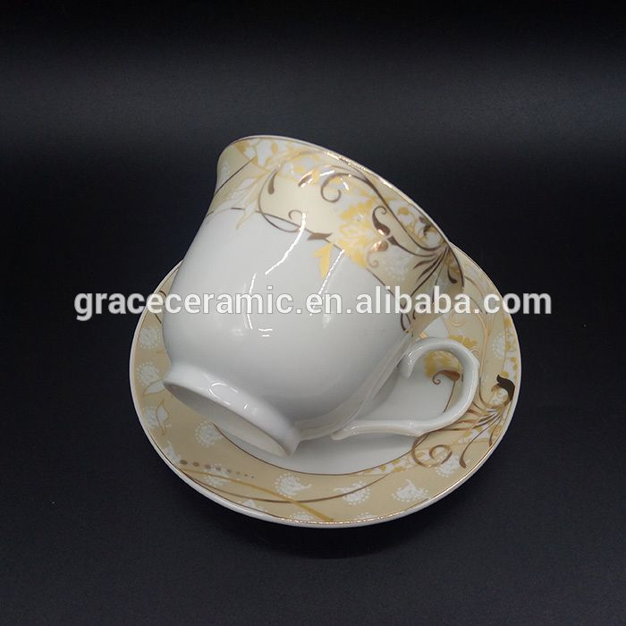Wholesale Tea Cups And Saucers Cheap Gold Plated Tea Set For Home Party Wedding Hotel , Find Complete Details about Wholesale Tea Cups And Saucers Cheap Gold Plated Tea Set For Home Party Wedding Hotel,Bulk Tea Cups And Saucers Cheap,Gold Rim Tea Cup And Saucer,Wholesale Tea Cups from Cups & Saucers Supplier or Manufacturer-Shenzhen City Grace Porcelain Factory