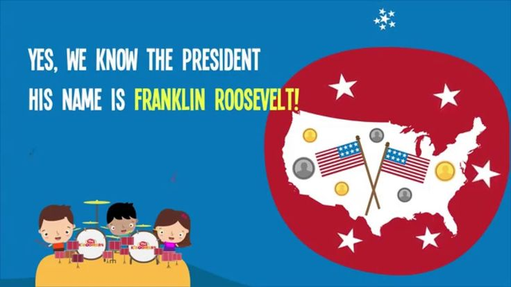 Do You Know the President song for Preschoolers!  Watch and sing along!  #president's day #preschoolers #kidsmusic