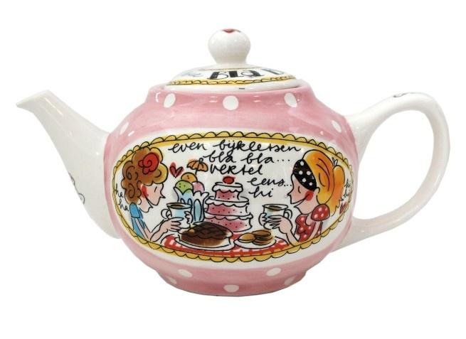 Blond Amsterdam Tea pot