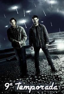 Sobrenatural HDTV Dublado e Legendado Online 720p: Lista Completa de Episodios 9ª Temporada