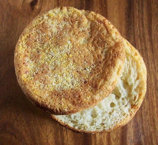 Just like focaccia (and most other yeast breads), you have to plan ahead for these English muffins. Because bread dough LOVES to chill. An overnight stay in the fridge enhances the texture and flav...