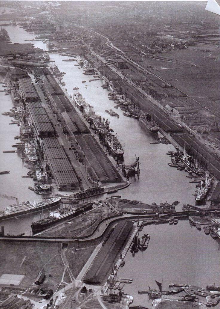 London's Docks