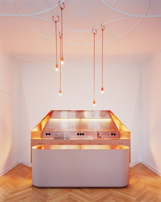 apartment s by thomas kroeger studio k i t c h e n. Black Bedroom Furniture Sets. Home Design Ideas