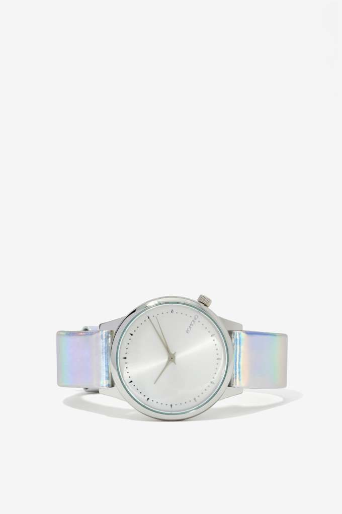 Komono Estelle Watch - Iridescent - Accessories