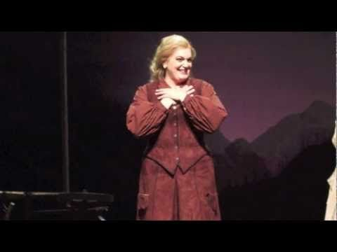 ▶ Elisabete Matos & Marcello Giordani: La Fanciulla del West (Met) - End of Act I (Mister Johnson) - YouTube