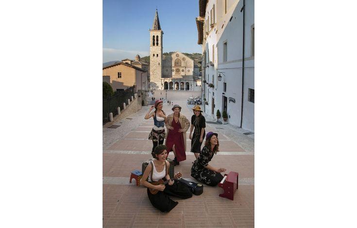 "Ah Spoleto, I long to see you again. My favorite place!! ""Sensational Umbria"": Steve McCurry Photographs the Italian Region   Italy Magazine"