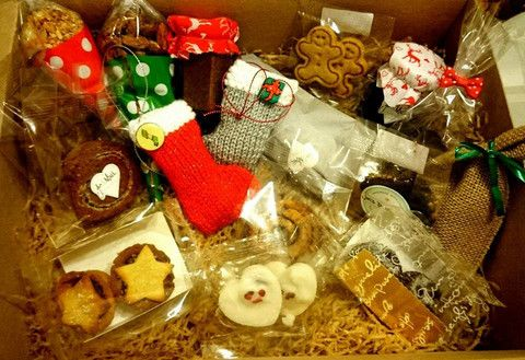Christmas Taster Box Delivery 1st December – Jin's Paleo Treats