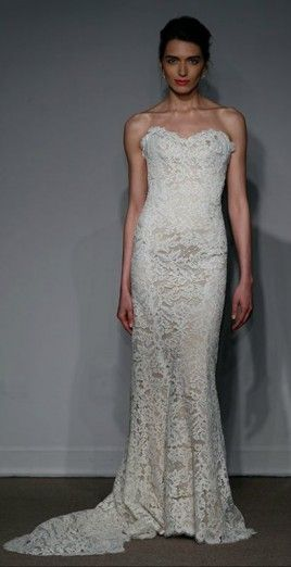 Anna Maier Lyon. Lace wedding dress from Solutions Bridal (lace wedding dress)