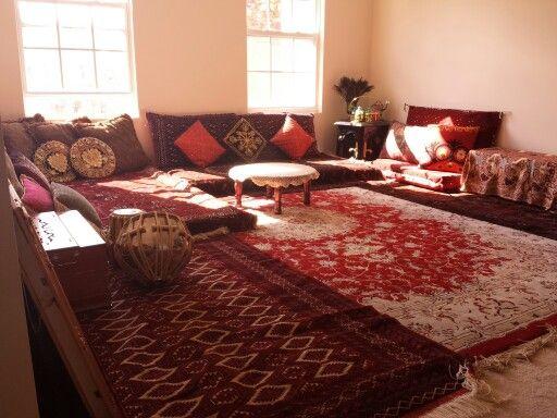 Afghan Sitting Room Ideaz Pinterest Sitting Rooms