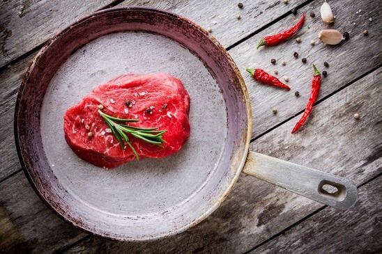 how to make medium rare steak on stove