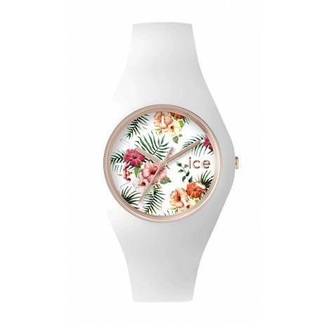 Montre blanche Ice Flower - Ice Watch