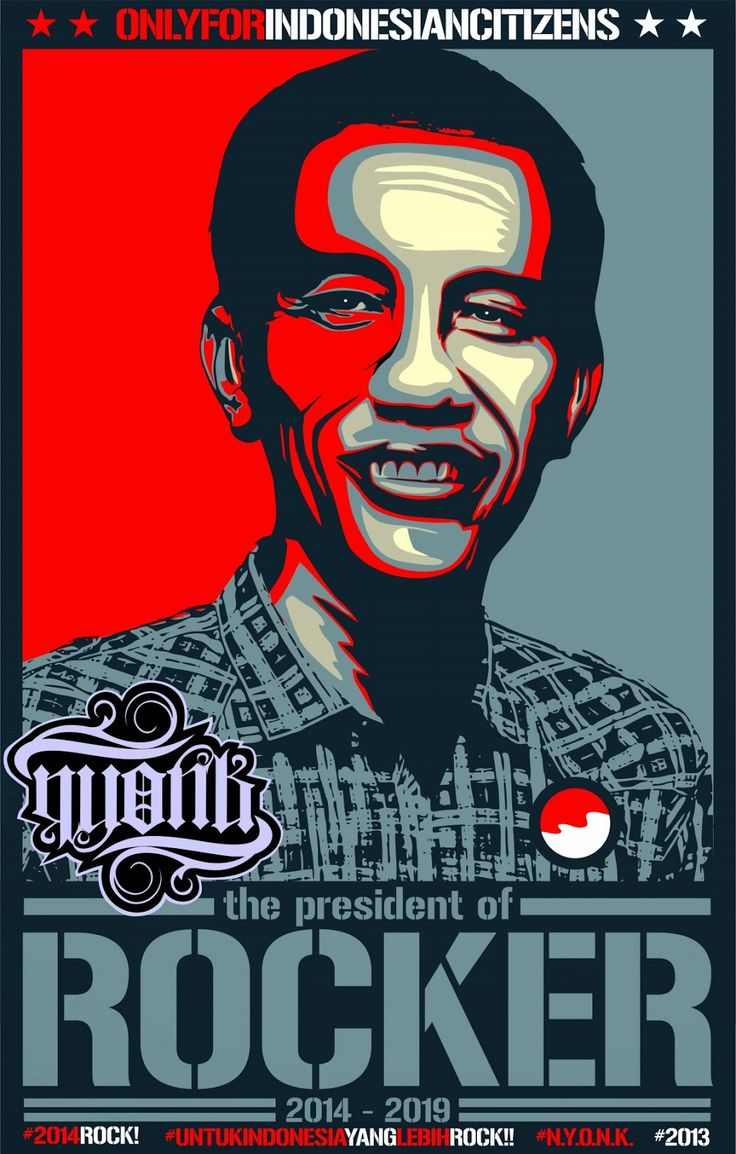 Jokowi for President of Indonesia 2014-2019