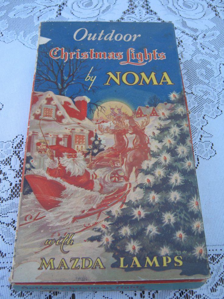Best 20 Noma christmas lights ideas on Pinterest Vintage