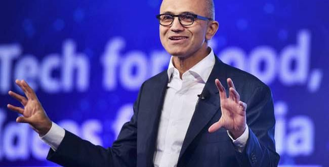 US President-elect Donald Trump does not make India-born Microsoft CEO Satya Nadella nervous, and he is confident about the tech giant's. #SatyaNadell #MicrosoftCEO #DonaldTrump #Business
