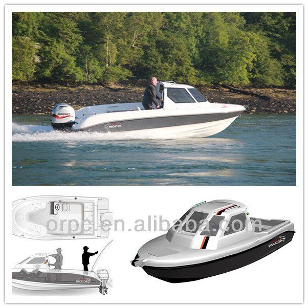 #small sports boat, #fiberglass fishing Boat, #cheap fishing boat