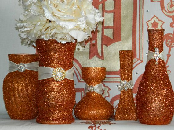 wedding decoration candles best 25 bronze wedding decorations ideas on 9028