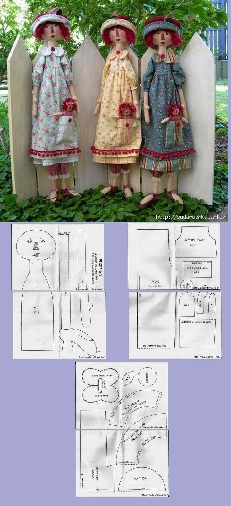 103 best images about muñecas on pinterest free pattern sewing