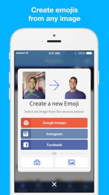 YourMoji custom emoji keyboard app for iPhone released (coming soon to Android) - Lets users create personalized Emojis. #iOS #iPhone #iPad #Apple @MyAppsEden  #MyAppsEden