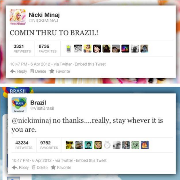 Brazil. Doing it right.Brazil,  Internet Site, Nicki Minaj, Laugh,  Website, Funny Pics, Epic Win, Funny Pictures, Web Site