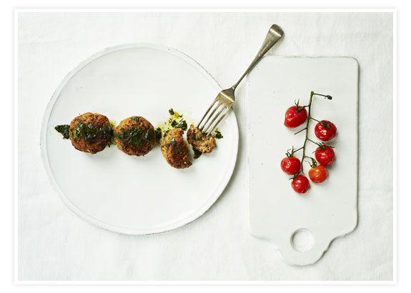 Lentil 'Meatballs'   goop.com