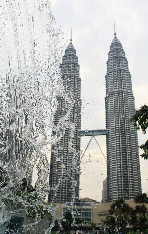 Kuala Lumpur, Petronas Tower, Travel