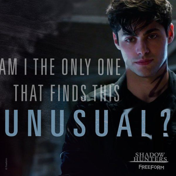 S1 Ep1  quot The Mortal Cup quot     ShadowhuntersPremiere
