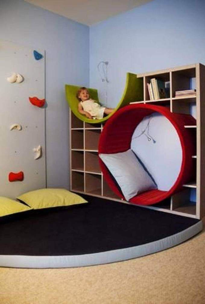 25 Best Kids Bedroom Ideas For Small Rooms You Should Try Now Baby Room Shelves Kids Room Design Cool Kids Bedrooms