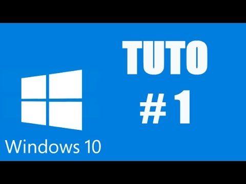[Ecran noir] Tuto Windows 10 - Résoudre le problème de l'écran noir - YouTube