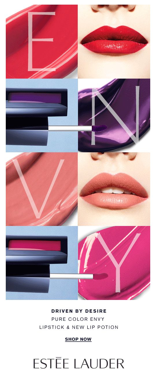 Brooke C. Spring 2017. This is a good ad because it is a .gif and it shows the shade of lipstick on its own and on a pair of lips which is important. I also like how at the bottom it includes a link therefore, it is made to be an online ad. https://s-media-cache-ak0.pinimg.com/originals/8e/35/ea/8e35ea7930219850f912e933d8e17385.gif