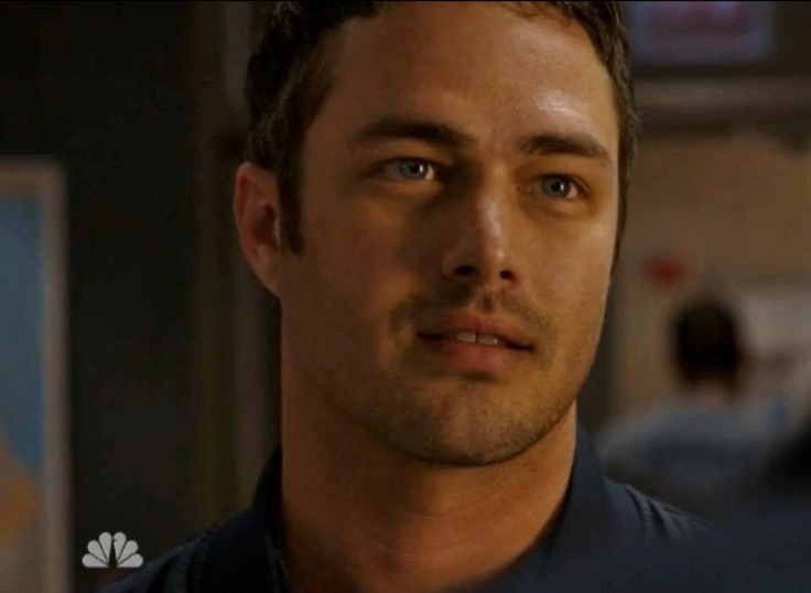 Taylor Kinney as Chicago Fire's Kelly Severide