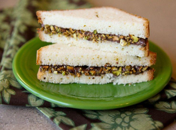 Nutella Dessert Sandwiches