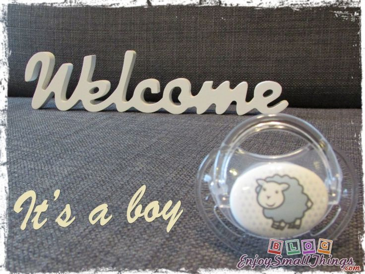 Hello everyone! We have good news. Our family is growing! This was definitely the highlight of our day yesterday when we found out we'r going to have a boy! That is it for today, just a simple post update and a 'welcome to our family' photo.Read more...